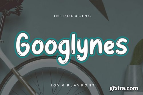 Googlynes Joy & Play Font
