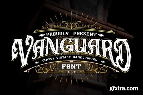Vanguard Classy Vintage Handcrafted