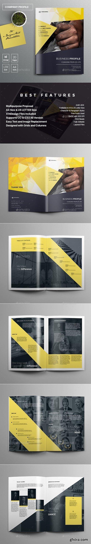 GraphicRiver - Company Profile 19908607