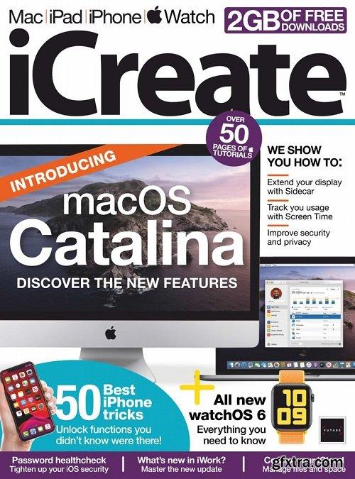 iCreate UK - September 2019