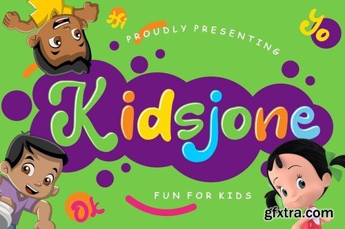 Kidsjone Fun For Kids