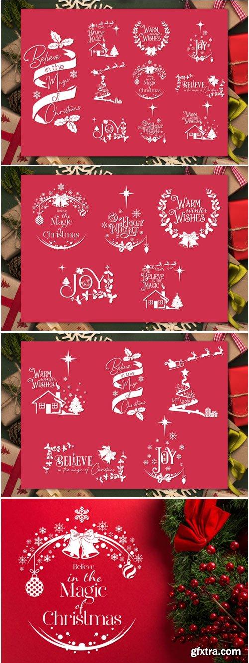 Christmas Quotes Bundle 1701254