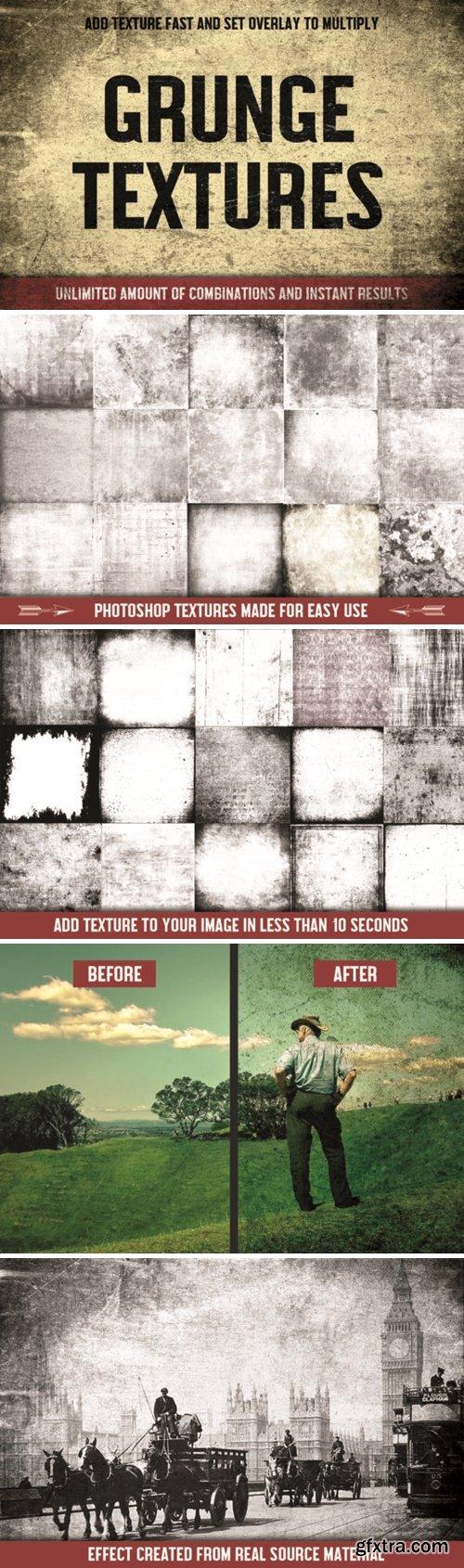 100 Grunge Texture Pack 1701336