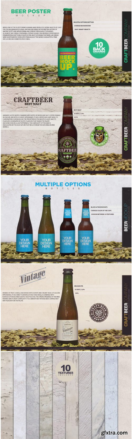 Beer Poster Template 1701522