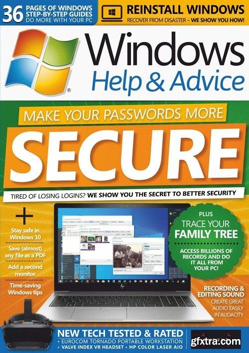 Windows Help & Advice - September 2019