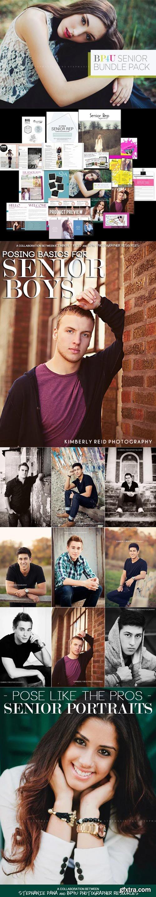 Photographer Resources - SENIOR BUNDLE PACK