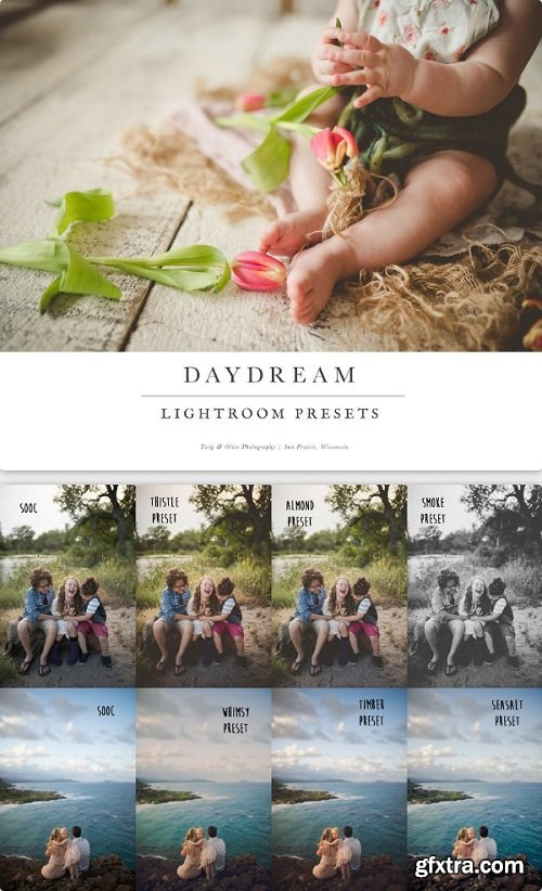 Twig & Olive Photography - LR Daydream Presets