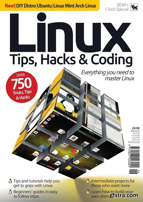 The Complete Linux Manual – Vol 26 2019