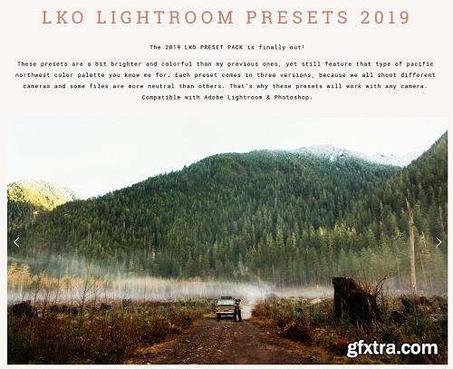 LKO LIGHTROOM Presets 2019