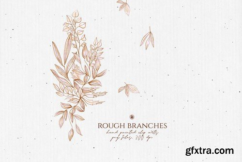 Rough Branches