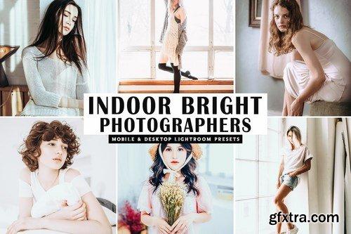 Indoor Bright Mobile & Desktop Lightroom Preset