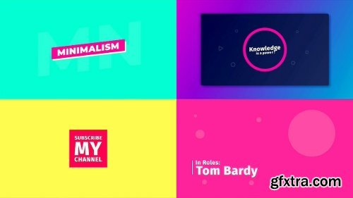 Videohive - Titles - for Premiere Pro - 22219131