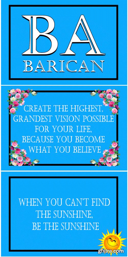 Barican Font