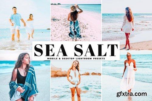 Sea Salt Mobile & Desktop Lightroom Presets