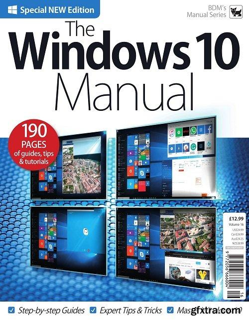 The Windows 10 Manual – VOL 16, 2019