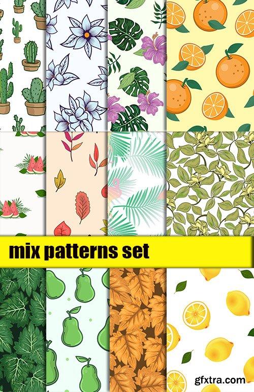 Mix Patterns Set vol2