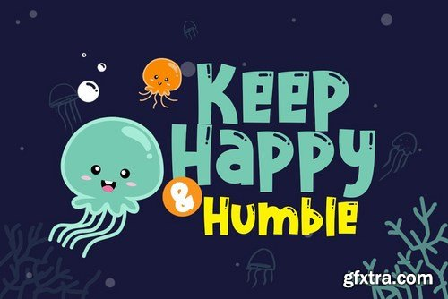CM - Cute Jellyfish 4030519