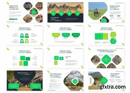 Zebraira - Powerpoint Google Slides and Keynote Templates