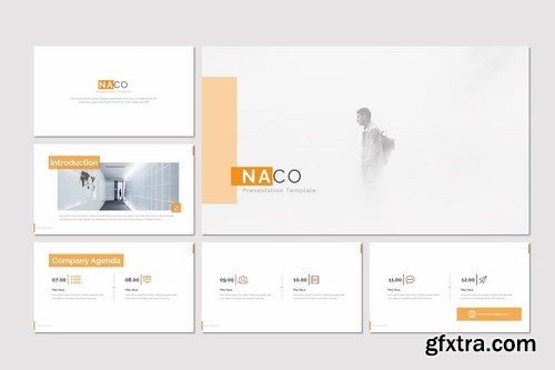 Naco - Powerpoint Google Slides and Keynote Templates