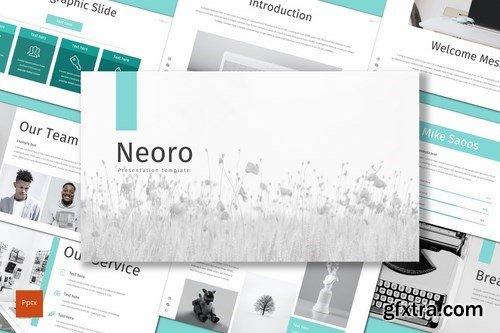 Neoro - Powerpoint Google Slides and Keynote Templates
