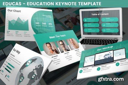 Educas - Education Keynote Template