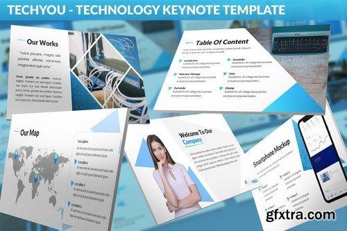 TechYou - Technology Keynote Template