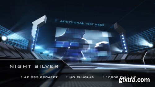 VideoHive Night Silver 8275055