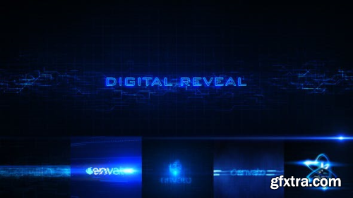 VideoHive Ultimate Digital Reveal Pack 7955714