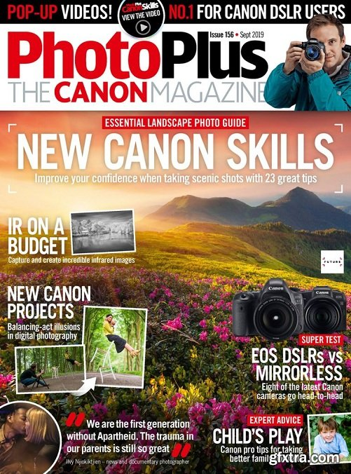 PhotoPlus: The Canon Magazine - September 2019