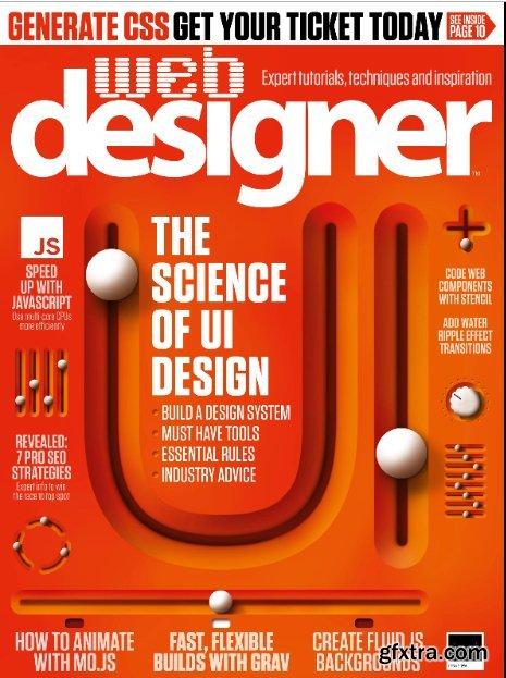 Web Designer - Issue 291, 2019