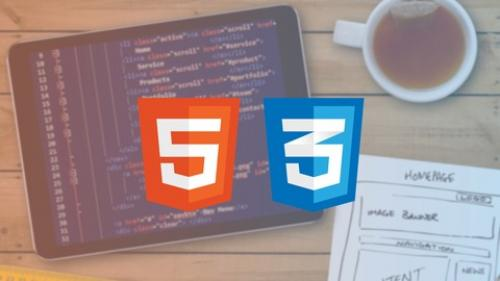 Udemy - HTML, CSS and JavaScript for Complete beginners