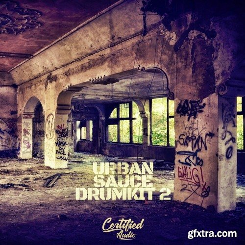 Certified Audio LLC Urban Sauce Drumkit 2 WAV