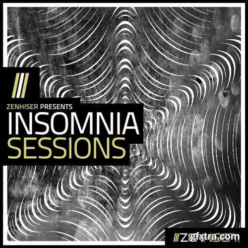 Zenhiser Insomnia Sessions WAV MIDI-DECiBEL