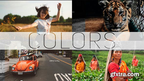 VideoHive COLORS - Photo/Video Gallery 10437326