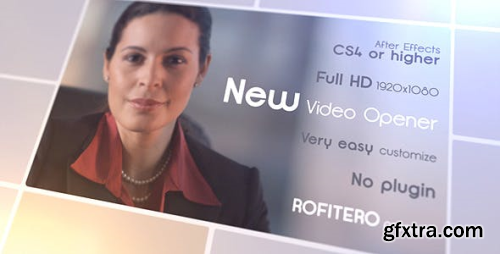 VideoHive New Video Opener 3839525