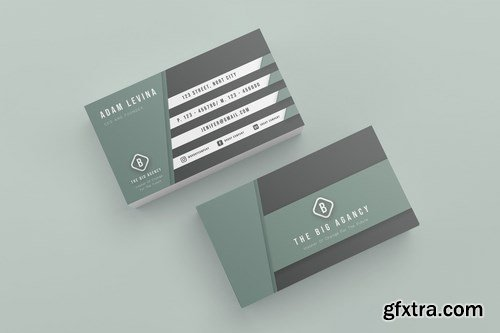 The Big Business Card