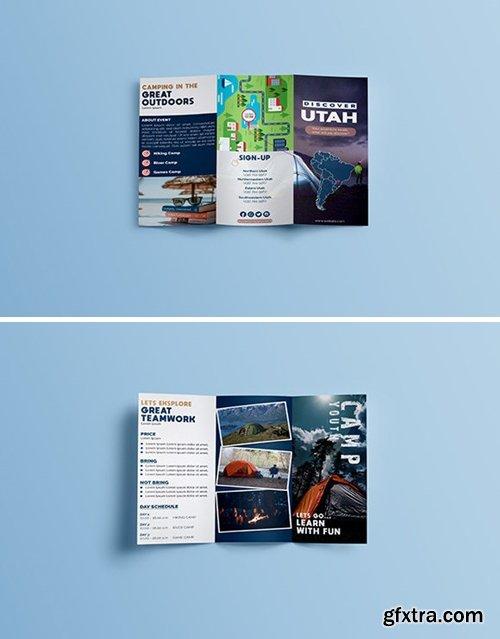 Camp Tri Fold Brochure 1708935