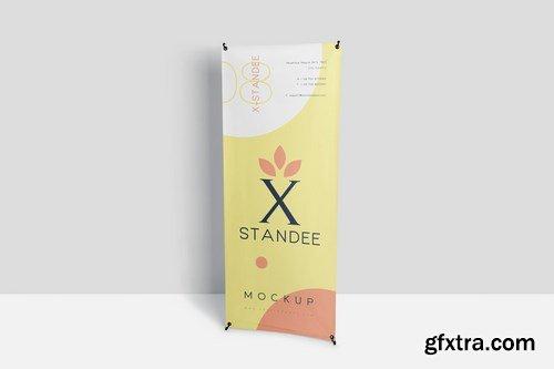 X Standee PSD Mockups