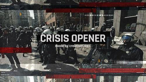 Udemy - Crisis Opener / Dynamic Grunge Slideshow / Riot and Rebellion / Revolt and Protest / Cataclysm