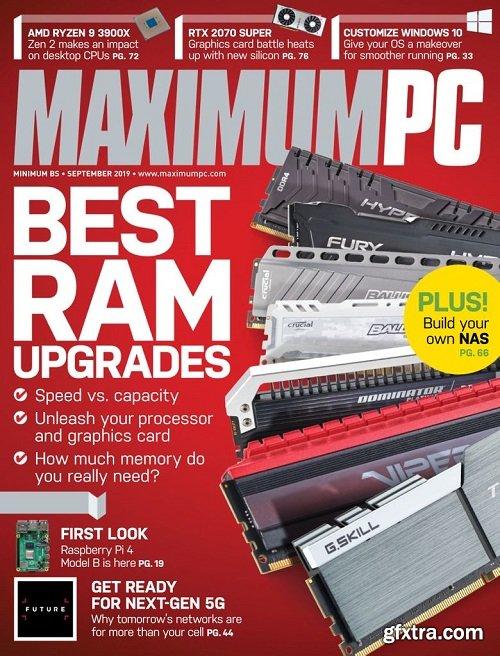 Maximum PC - September 2019 (True PDF)