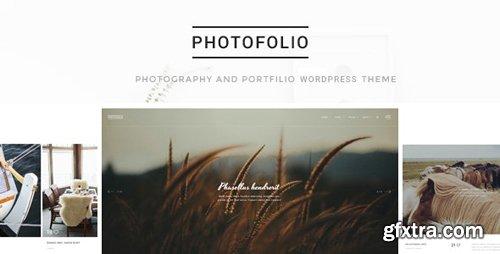 ThemeForest - Photofolio v1.0 - Photography & Portfolio WordPress Theme - 18329123