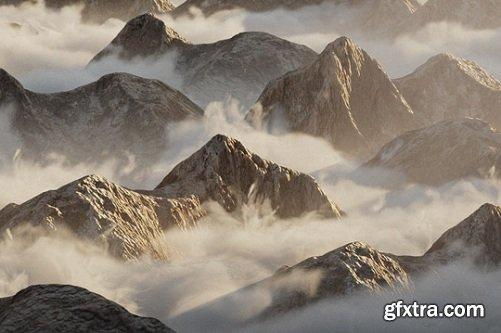 The Gnomon Workshop – Creating Volumetric Effects with Houdini: Clouds, Smoke, Haze and Fog