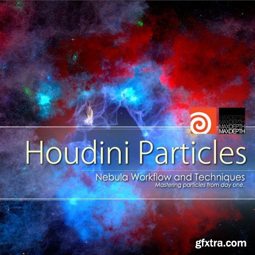 Houdini Particles: Nebula
