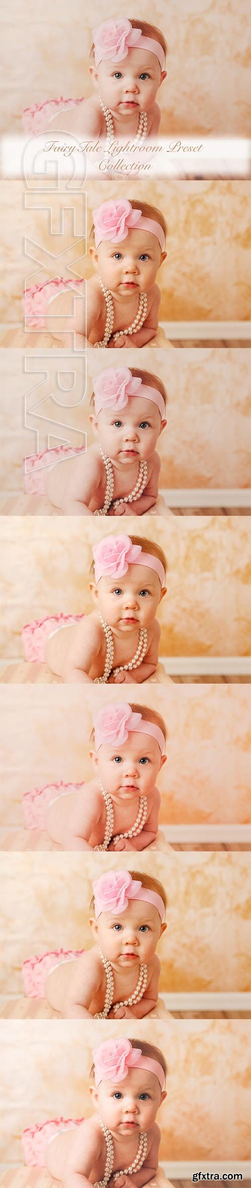 CreativeMarket - Family Lightroom Presets Collection 3591654