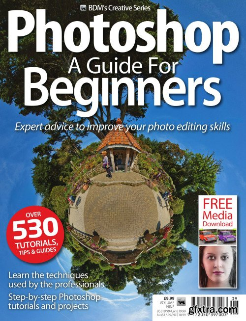 Photoshop for Beginners - Volume 9, 2019