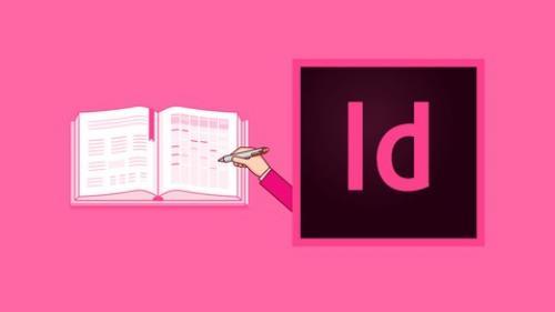 Udemy - InDesign CC : Magazine and Document Designing
