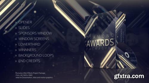 VideoHive Diamond Awards Packaging 22061739