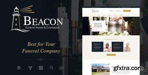 ThemeForest - Beacon v1.3 - Funeral Home WordPress Theme - 16698416