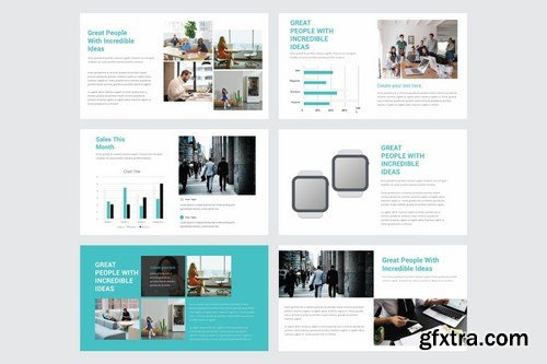 STRATEGY - Powerpoint Google Slides and Keynote Templates