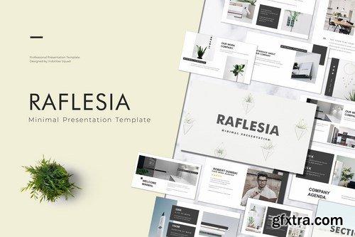 RAFLESIA - Powerpoint Google Slides and Keynote Templates